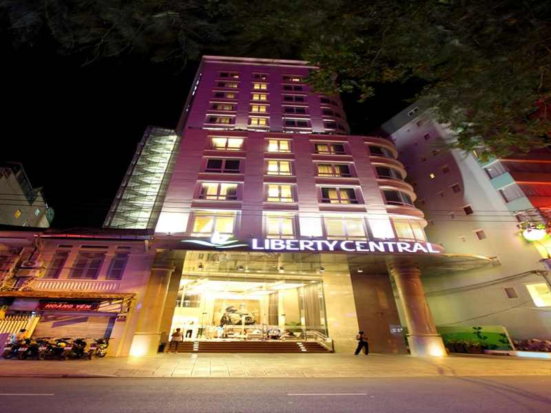 Liberty Central Saigon Centre Hotel